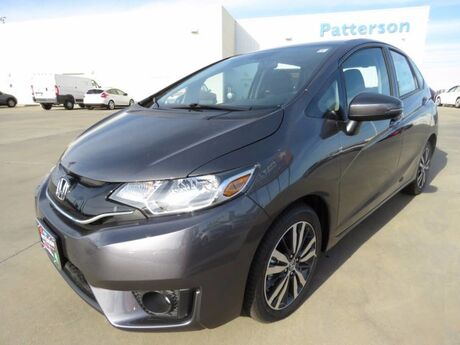 2017 Honda Fit EX-L Wichita Falls TX
