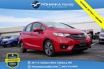 2017 Honda Fit EX-L w/Navigation ** Pohanka Certified 10 Year/100,000