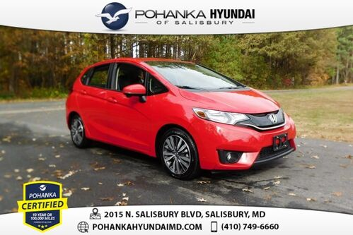 2017_Honda_Fit_EX-L w/Navigation **ONE OWNER**_ Salisbury MD