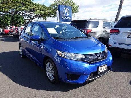 2017 Honda Fit LX CVT Kahului HI