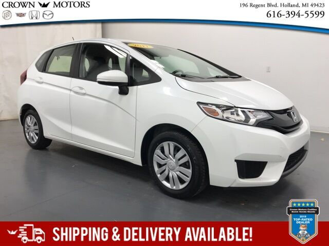 2017 Honda Fit LX Holland MI