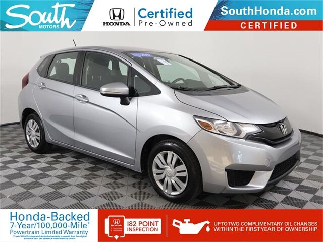 2017 Honda Fit LX Miami FL