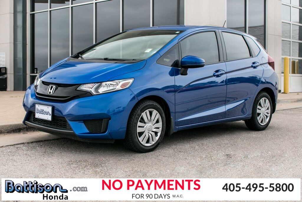 2017_Honda_Fit_LX_ Oklahoma City OK