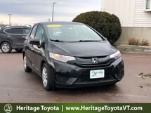 2017 Honda Fit LX South Burlington VT