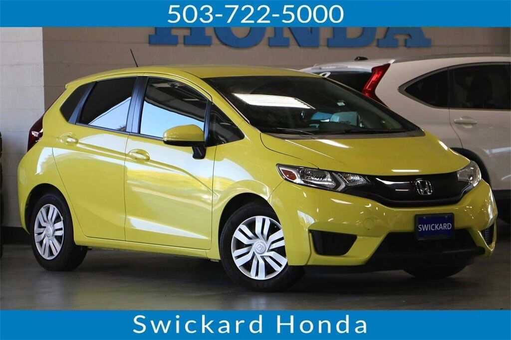 2017 Honda Fit LX Gladstone OR