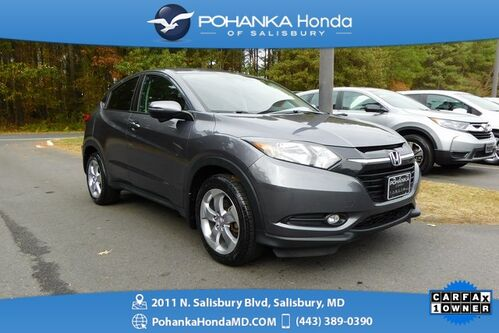 2017_Honda_HR-V_EX ** Honda True Certified 7 Year / 100,000  **_ Salisbury MD
