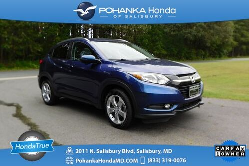 2017_Honda_HR-V_EX-L Navi ** Honda True Certified 7 Year / 100,000  **_ Salisbury MD