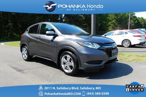 2017_Honda_HR-V_LX ** 1 Owner ** Honda Certified 7 Year/100,000  **_ Salisbury MD
