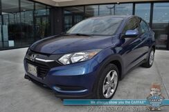 2017_Honda_HR-V_LX / AWD / Automatic / Power Mirrors Windows & Locks / Bluetooth / Back Up Camera / Cruise Control / 31 MPG / Only 31k Miles / 1-Owner_ Anchorage AK