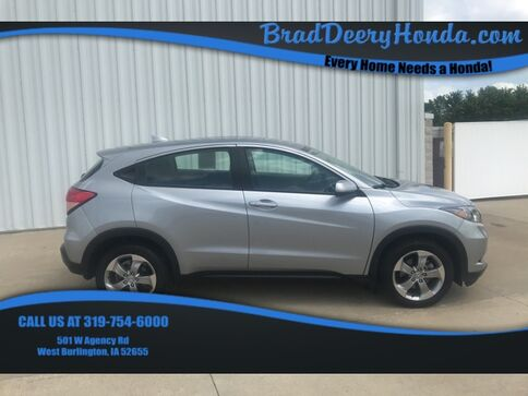 2017_Honda_HR-V_LX_ West Burlington IA