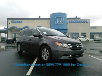 2017_Honda_Odyssey_EX-L w/RES Auto_ Richmond KY