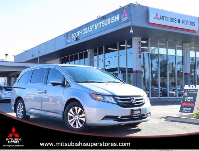 2017 Honda Odyssey SE Costa Mesa CA