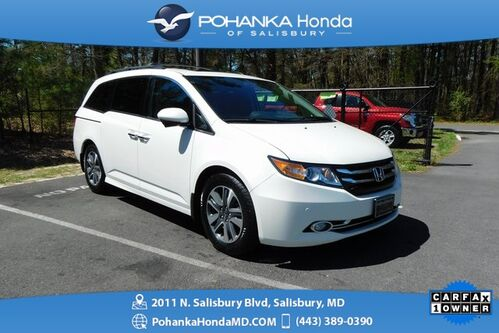 2017_Honda_Odyssey_Touring ** NAVI & DVD ** ONE OWNER **_ Salisbury MD