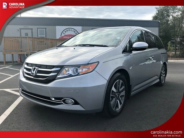 2017 Honda Odyssey Touring High Point NC