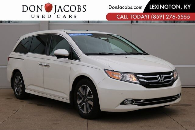 2017 Honda Odyssey Touring Lexington KY