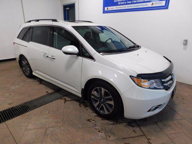2017 Honda Odyssey Touring Listowel ON