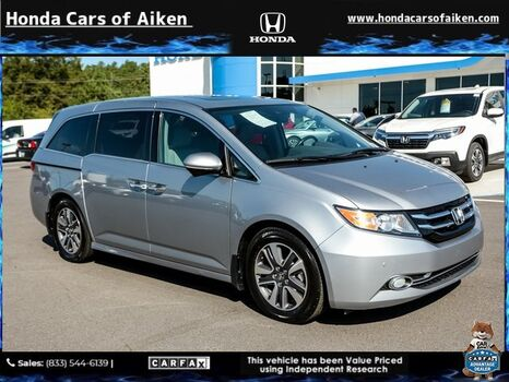 2017_Honda_Odyssey_Touring_ Aiken SC