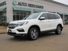 2017_Honda_Pilot_3.5L 6CYL AUTOMATIC, ALL WHEEL DRIVE, NAVIGATION, LEATHER SEATS, 3RD ROW SEATING, SUNROOF,  BACKUP C_ Plano TX