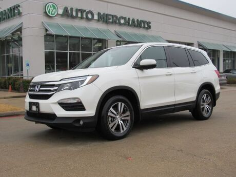 2017 Honda Pilot 3.5L 6CYL AUTOMATIC, ALL WHEEL DRIVE, NAVIGATION, LEATHER SEATS, 3RD ROW SEATING, SUNROOF,  BACKUP C Plano TX