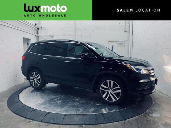 2017_Honda_Pilot_AWD Elite_ Salem OR