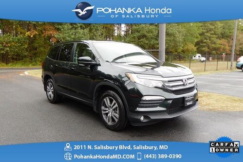 2017_Honda_Pilot_EX ** Honda True Certified 7 Year / 100,000 **_ Salisbury MD