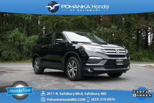 2017_Honda_Pilot_EX AWD ** Honda True Certified 7 Year / 100,000  **_ Salisbury MD