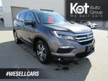 2017 Honda Pilot EX-L, 3rd Row 7 Seater, Roof Rack, Tow Package, Heated Seats, Na