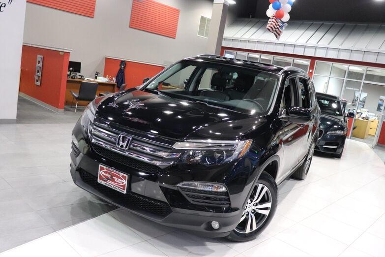 2017 Honda Pilot EX-L Navigation Sunroof Backup Camera 1 Owner Springfield NJ
