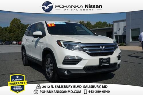 2017_Honda_Pilot_EX-L Pohanka Certified MANAGER SPECIAL_ Salisbury MD