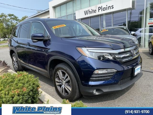 2017 Honda Pilot EX-L White Plains NY