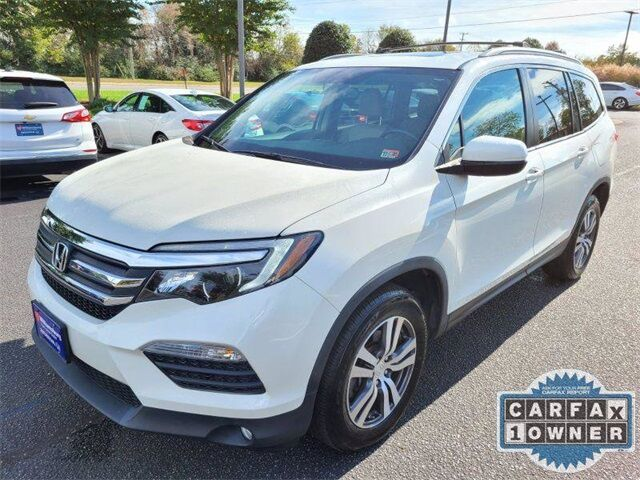 2017 Honda Pilot EX-L Williamsburg VA