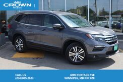 2017_Honda_Pilot_EX-L w/Navi **Lease Return**_ Winnipeg MB