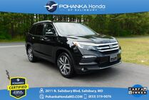 2017 Honda Pilot Elite AWD ** NAVI & SUNROOF ** ONE OWNER **