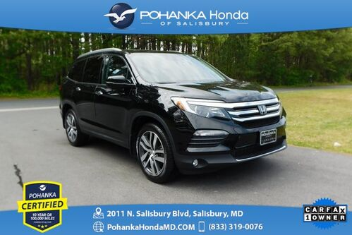 2017_Honda_Pilot_Elite AWD ** NAVI & SUNROOF ** ONE OWNER **_ Salisbury MD