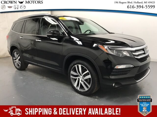 2017 Honda Pilot Elite AWD Holland MI