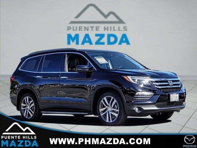 2017 Honda Pilot Elite City of Industry CA