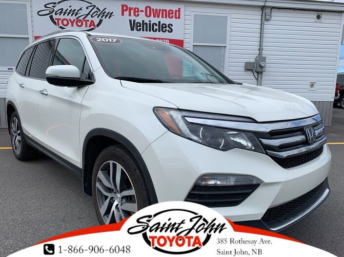 2017 Honda Pilot Touring -- PRICE SLASHED!! Saint John NB