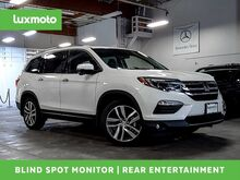 2017_Honda_Pilot_Touring AWD Rear Entertainment 12k Miles_ Portland OR