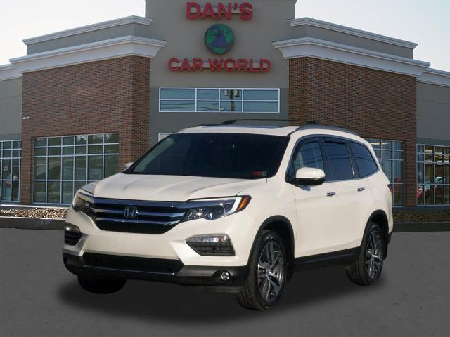 2017 Honda Pilot Touring Bridgeport WV
