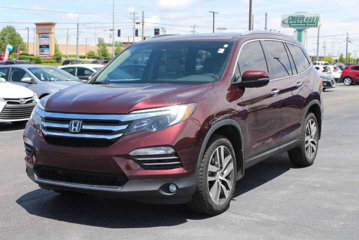 2017 Honda Pilot Touring Fort Wayne Auburn and Kendallville IN