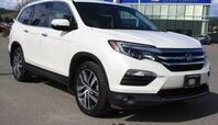 2017 Honda Pilot Touring No accident/ One owner/2 sets rims tires.