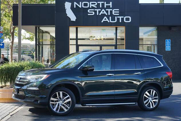 2017_Honda_Pilot_Touring_ Walnut Creek CA