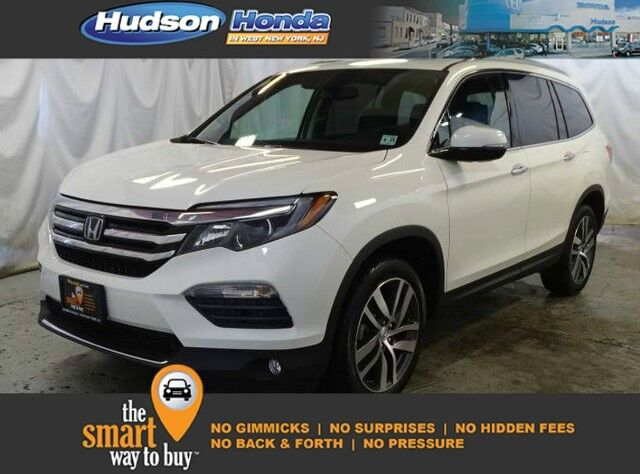 2017 Honda Pilot Touring West New York NJ
