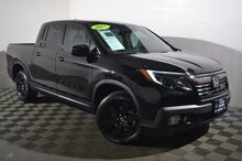 2017_Honda_Ridgeline_Black Edition_ Seattle WA