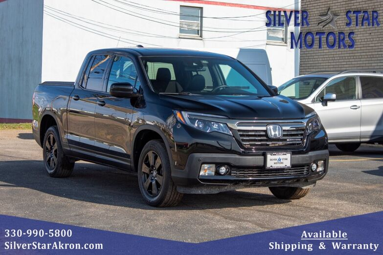 2017 Honda Ridgeline Black Edition Tallmadge OH