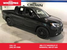 2017_Honda_Ridgeline_In Bed Audio/Leather/Navigation/Heated and Cooled seats_ Winnipeg MB