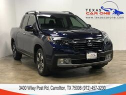 2017_Honda_Ridgeline_RTL-E AWD HONDA SENSING SUITE NAVIGATION BLIND SPOT ASSIST KEYLESS START REAR CAMERA_ Carrollton TX