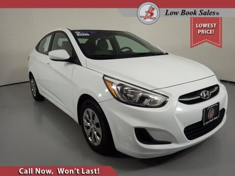 2017_Hyundai_ACCENT_SE_ Salt Lake City UT