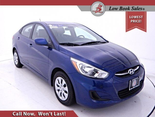 2017 Hyundai ACCENT SE Salt Lake City UT
