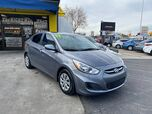 2017 Hyundai Accent 4d Sedan SE Auto